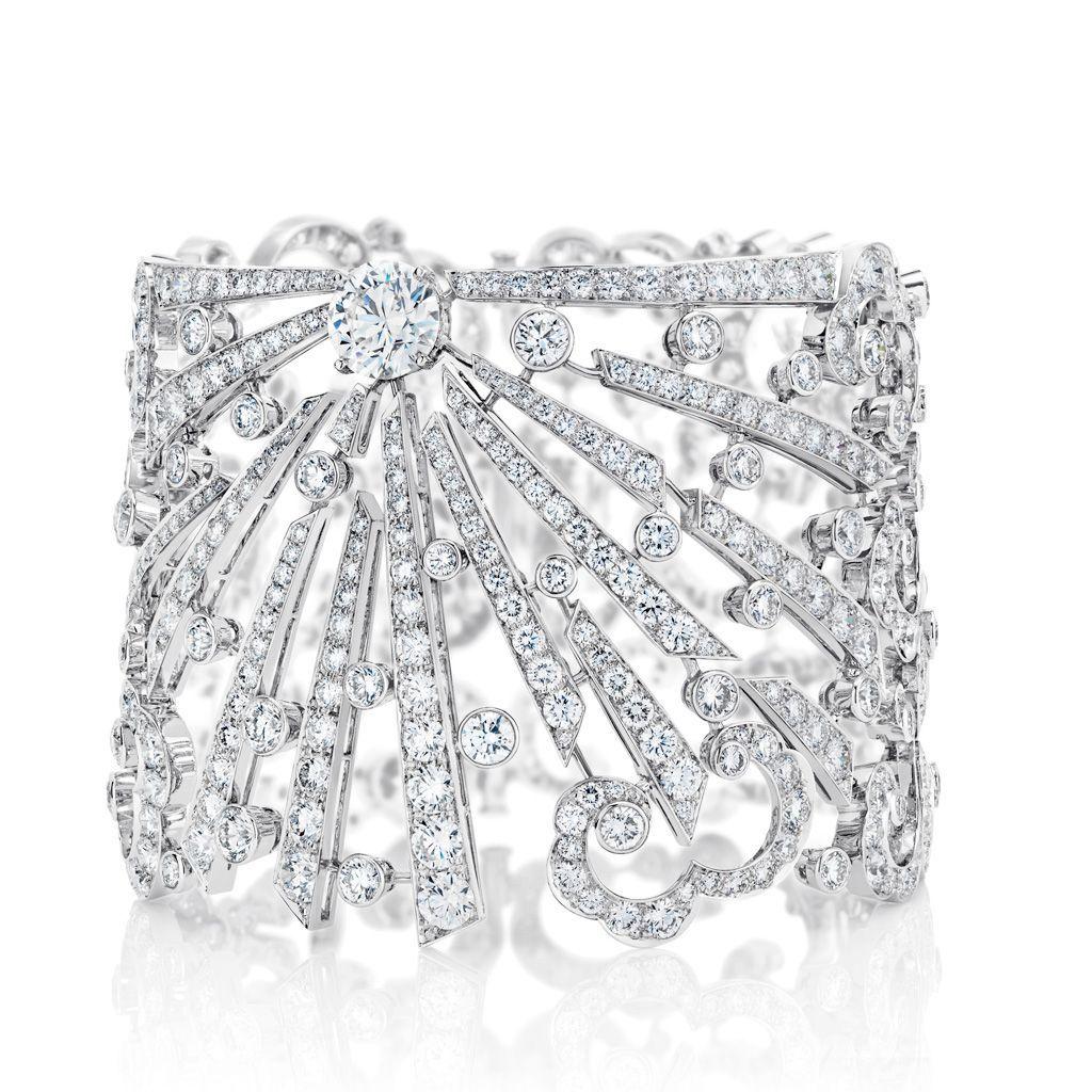 Les plus beaux bracelets en diamant
