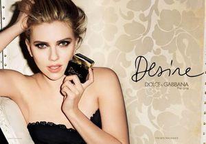 Scarlett Johansson, l'objet de désir de Dolce & Gabbana
