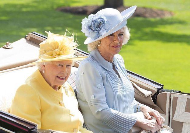 Camilla Parker Bowles confirme une étrange règle royale en cuisine