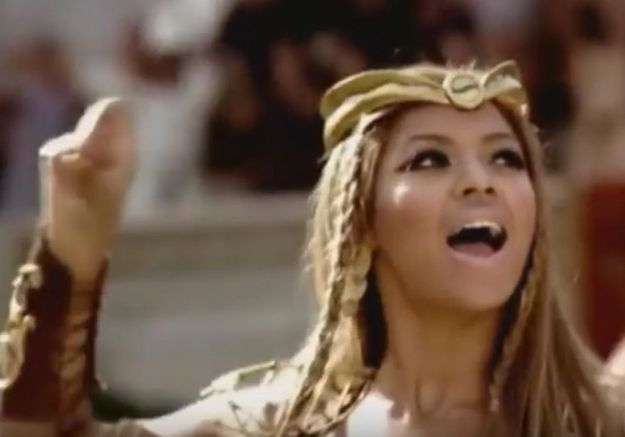 Britney Spears, Beyonce & Pink - We Will Rock You