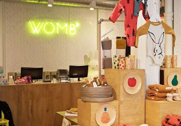 Paris : un atelier à la boutique Womb