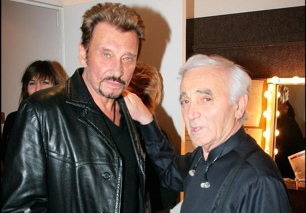 Charles Aznavour sur Johnny Hallyday : « Trop de gens se disaient ses amis »