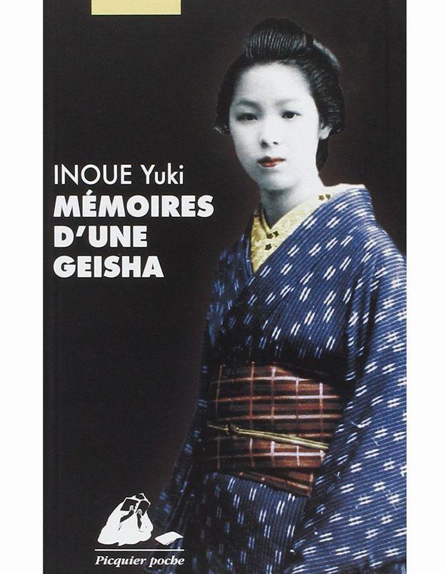 « Mémoires d'une geisha » de Yuki Inoue