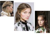 Half-up : la coiffure stylée la plus simple à réaliser