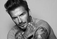 #PrêtàLiker : David Beckham raconte ses tatouages pour Biotherm Homme