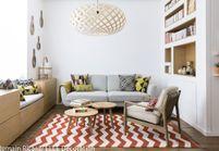 Visite en 3D d'un appartement malin de 40 m²