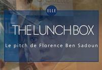 """""""The Lunch Box"""" : le pitch de Florence Ben Sadoun"""