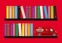 « Le Camion qui livre » : le book truck qui se déplace dans toute la France