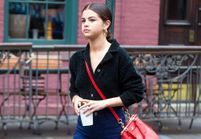 Quand Selena Gomez porte les baskets de The Weeknd