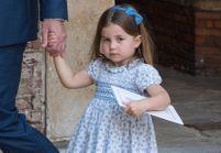 Baptême du prince Louis : quand la princesse Charlotte recadre les photographes