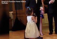 Elle a 4 ans et son discours de mariage est hilarant
