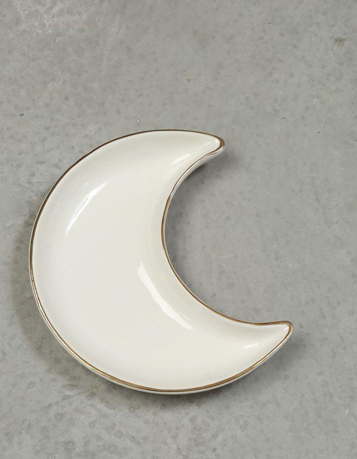 Vide-poches en forme de lune Pimkie Home