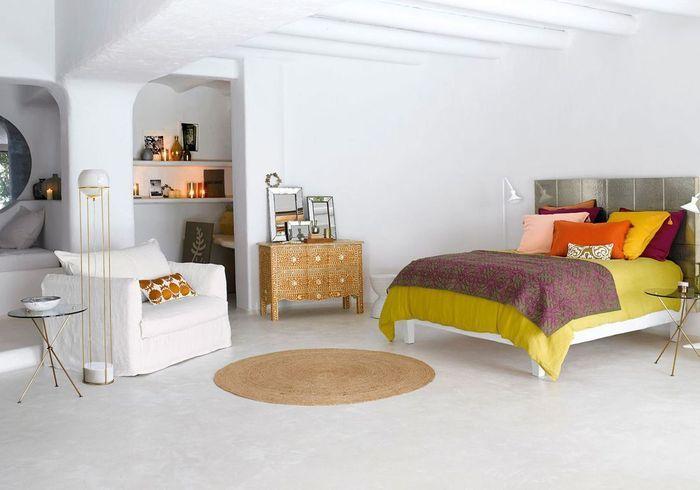 Créer plusieurs espaces dans une seule pièce (coin nuit, coin lecture, salle d'eau...)