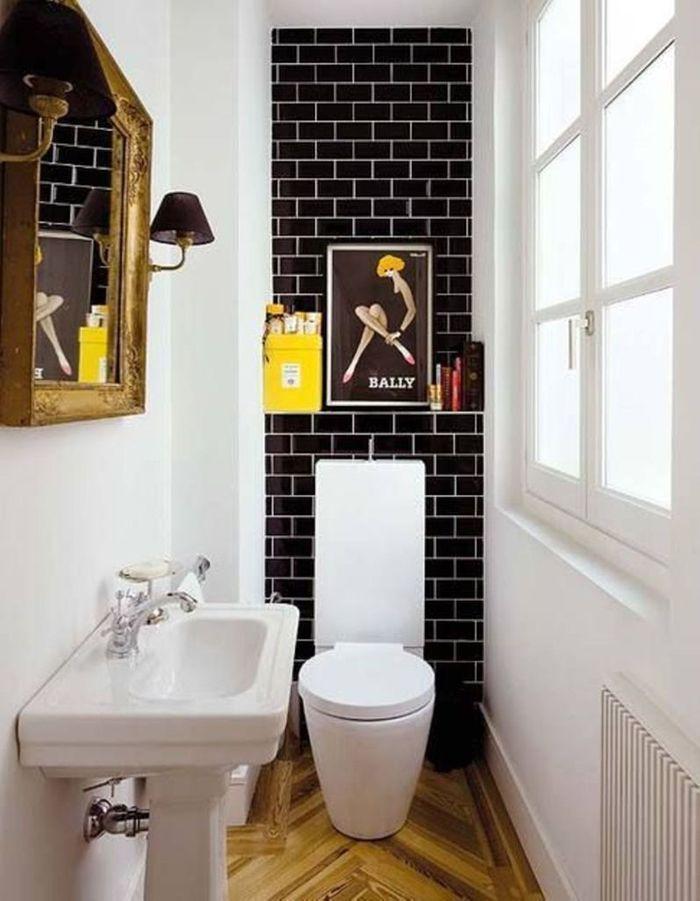 Décorer ses toilettes en mélangeant les styles