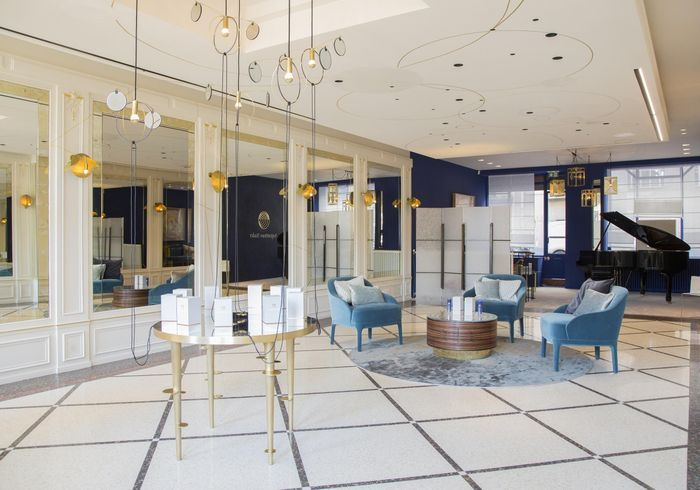 La plus luxe : Augustinus Bader