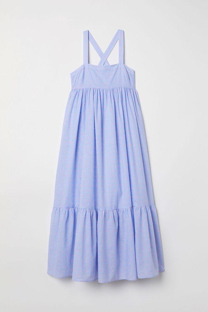 Robe longue H&M