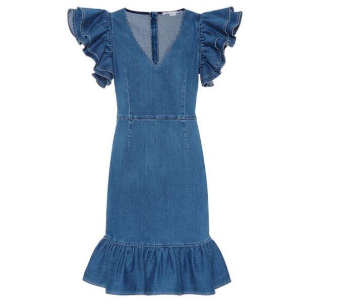 Robe printemps Stella Mc Cartney