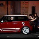 Karl au volant d'une voiture ?